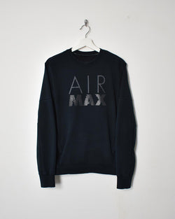 Nike Air Max Sweatshirt - Small - Domno Vintage 90s, 80s, 00s Retro and Vintage Clothing