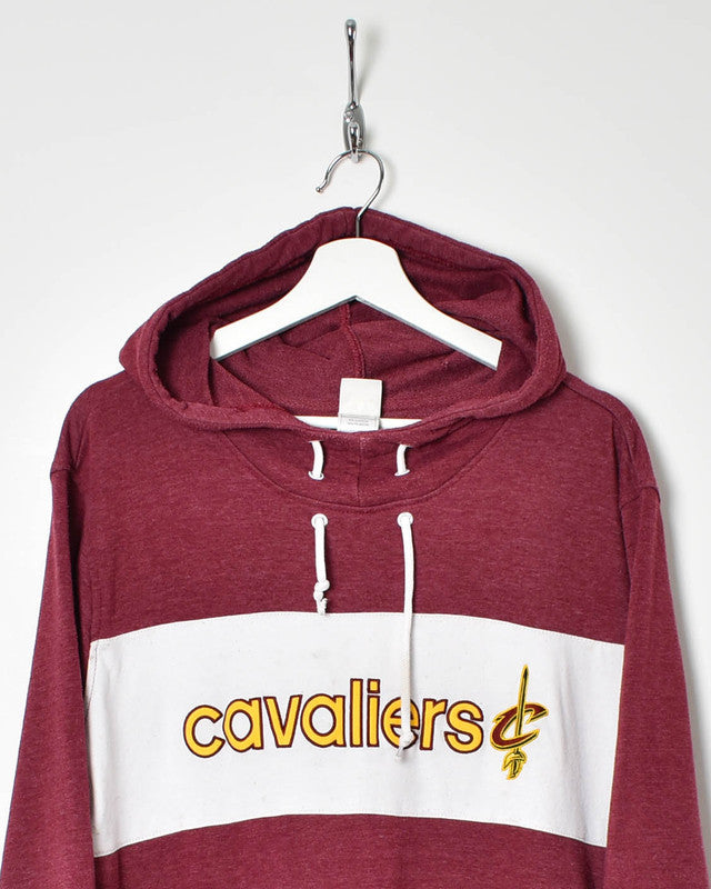 Cavaliers Hoodie - X-Large - Domno Vintage 90s, 80s, 00s Retro and Vintage Clothing