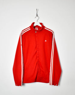 Adidas Tracksuit Top - X-Large - Domno Vintage 90s, 80s, 00s Retro and Vintage Clothing