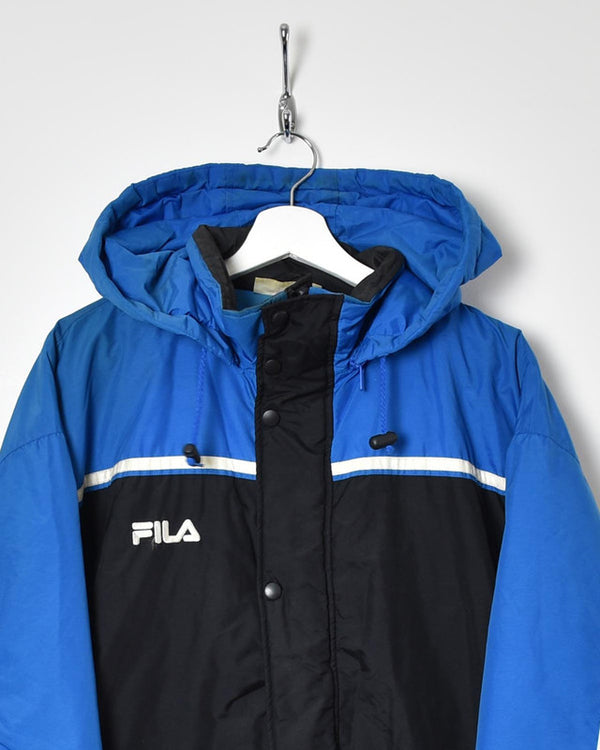 Fila Coat - Large - Domno Vintage 90s, 80s, 00s Retro and Vintage Clothing
