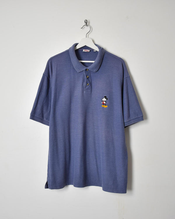 Disney Polo Shirt - X-Large - Domno Vintage 90s, 80s, 00s Retro and Vintage Clothing