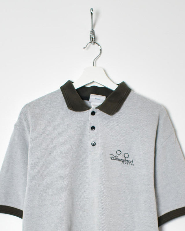 Disney Polo Shirt - Medium - Domno Vintage 90s, 80s, 00s Retro and Vintage Clothing