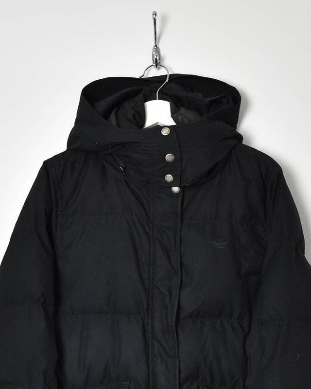 Adidas Women's Puffer Coat - Medium - Domno Vintage 90s, 80s, 00s Retro and Vintage Clothing