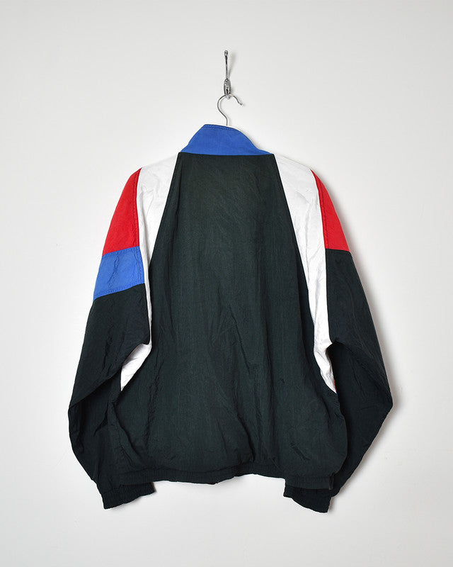 Puma Track Jacket - X-Large - Domno Vintage 90s, 80s, 00s Retro and Vintage Clothing