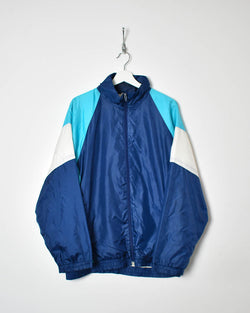 Vintage Shell Jacket - X-Large - Domno Vintage 90s, 80s, 00s Retro and Vintage Clothing