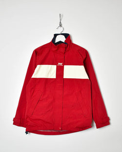 Helly Hansen Lightweight Jacket - Medium - Domno Vintage 90s, 80s, 00s Retro and Vintage Clothing