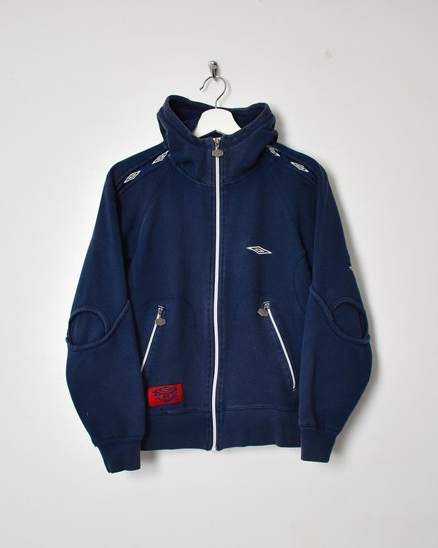 Umbro Hoodie - Small - Domno Vintage 90s, 80s, 00s Retro and Vintage Clothing