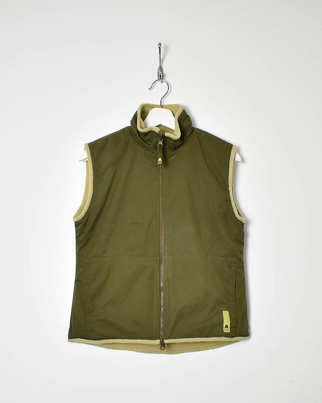 Nike Women's Reversible Gilet - Small - Domno Vintage 90s, 80s, 00s Retro and Vintage Clothing