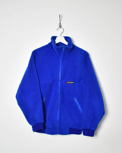 Berghaus Fleece - Small - Domno Vintage 90s, 80s, 00s Retro and Vintage Clothing