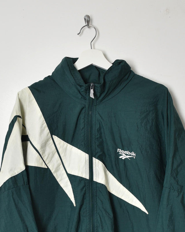 Reebok Jacket - X-Large - Domno Vintage 90s, 80s, 00s Retro and Vintage Clothing