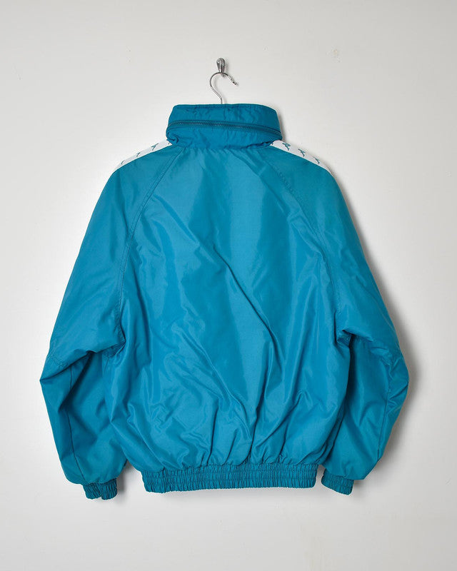 Kappa Coat - Small - Domno Vintage 90s, 80s, 00s Retro and Vintage Clothing