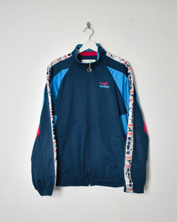 Diadora Tracksuit Top - Large - Domno Vintage 90s, 80s, 00s Retro and Vintage Clothing