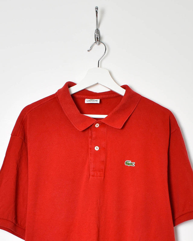 Lacoste Polo Shirt- XX-Large - Domno Vintage 90s, 80s, 00s Retro and Vintage Clothing
