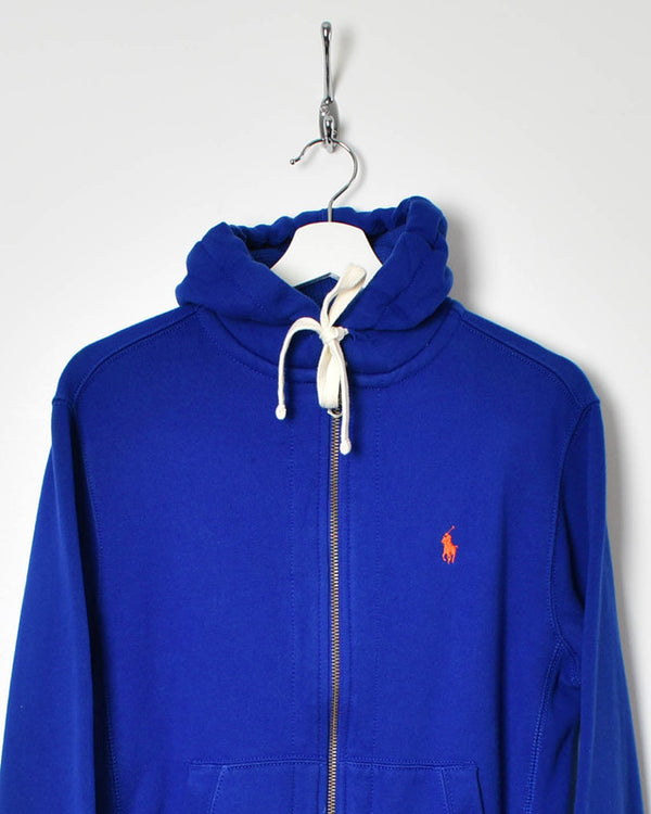 Ralph Lauren Hoodie - Small - Domno Vintage 90s, 80s, 00s Retro and Vintage Clothing