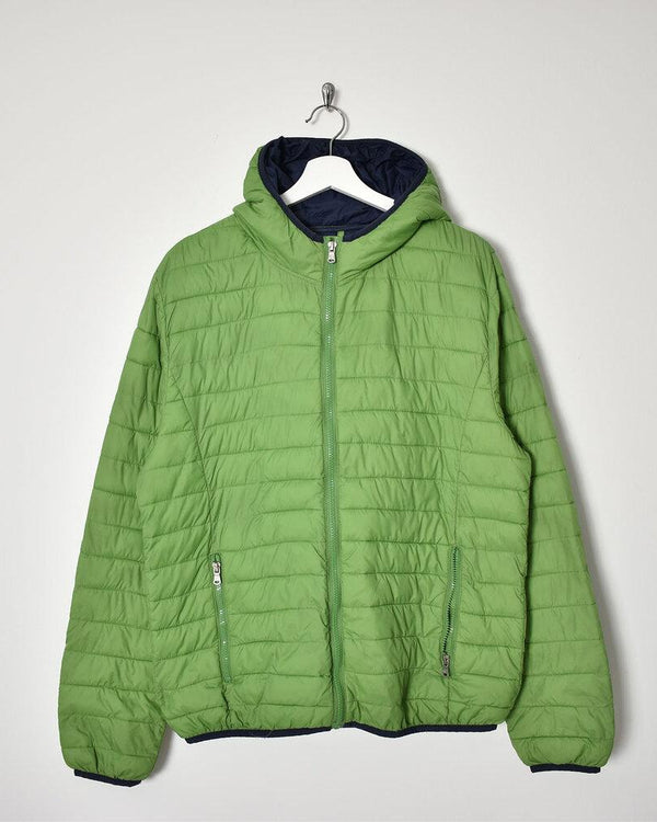Champion Down Jacket  - Large - Domno Vintage
