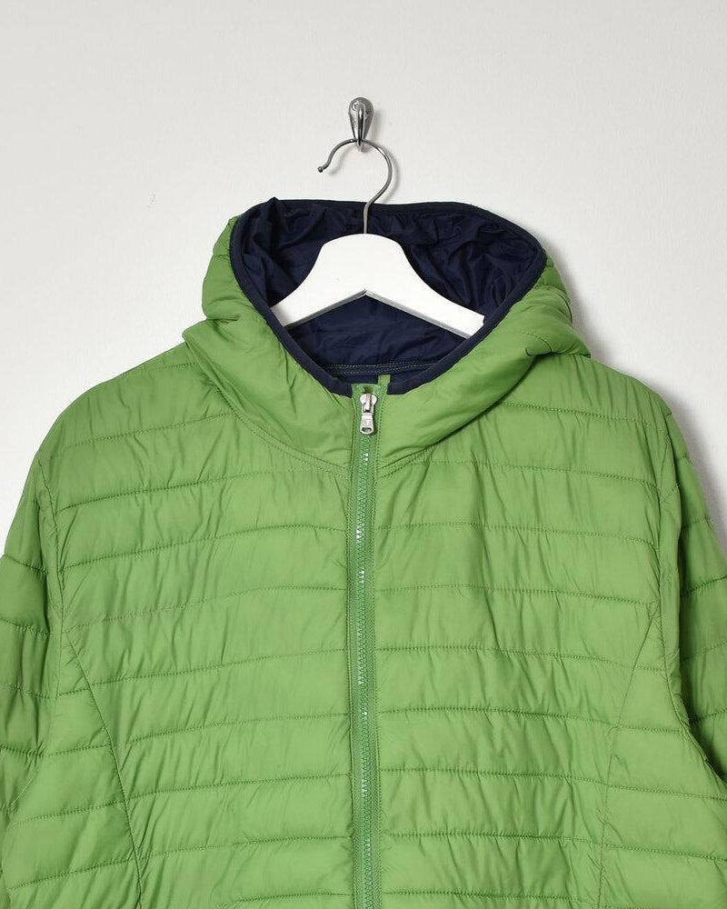 Champion Down Jacket  - Large - Domno Vintage 90s, 80s, 00s Retro and Vintage Clothing