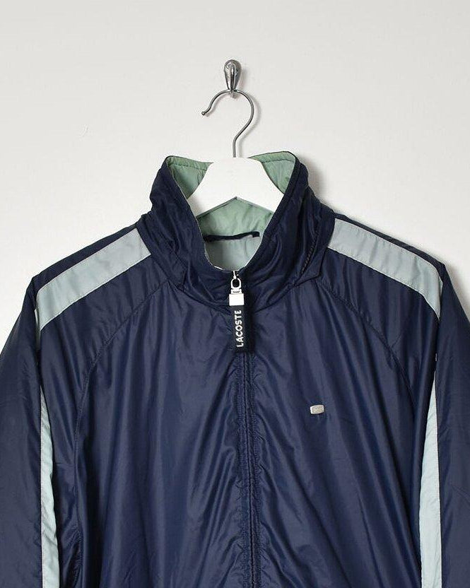 Lacoste Padded Jacket - X-Large - Domno Vintage 90s, 80s, 00s Retro and Vintage Clothing