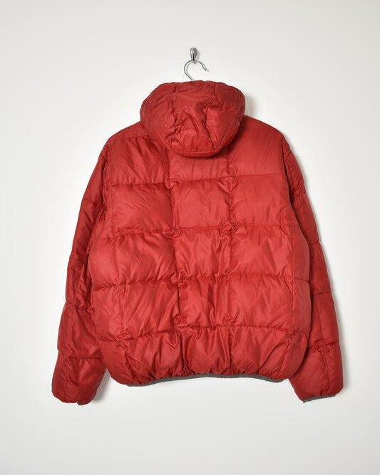 Lacoste Puffer Jacket - Medium - Domno Vintage 90s, 80s, 00s Retro and Vintage Clothing