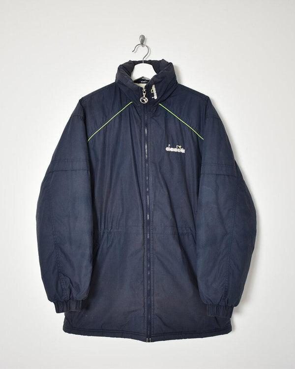 Diadora Jacket - Medium - Domno Vintage 90s, 80s, 00s Retro and Vintage Clothing