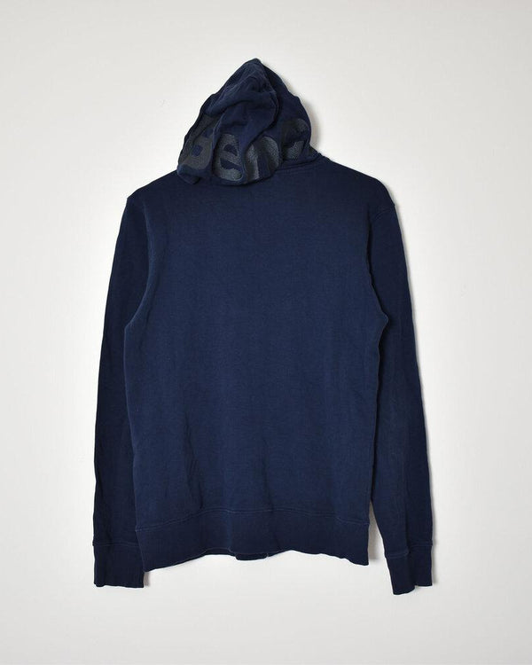 Bench Hoodie - Small - Domno Vintage 90s, 80s, 00s Retro and Vintage Clothing