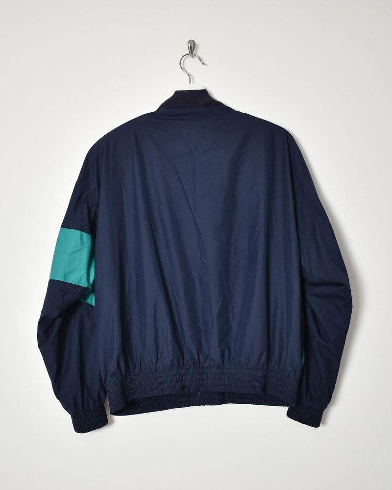 Fred Perry Padded Shell Jacket - Large - Domno Vintage 90s, 80s, 00s Retro and Vintage Clothing