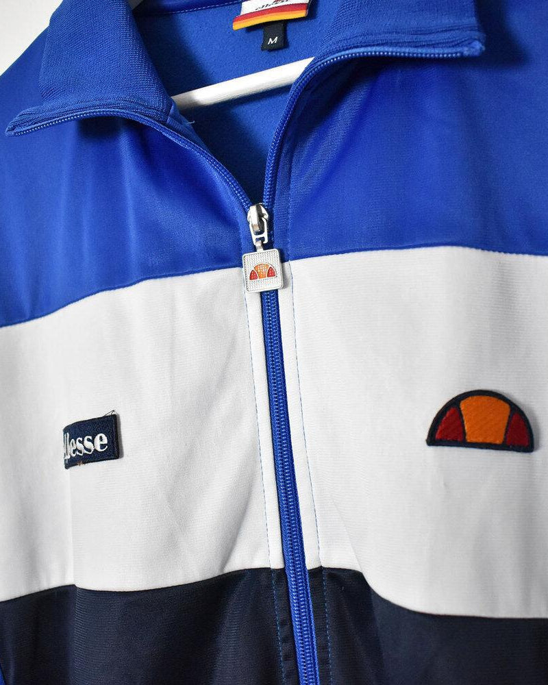 Ellesse Tracksuit Top - Large - Domno Vintage 90s, 80s, 00s Retro and Vintage Clothing