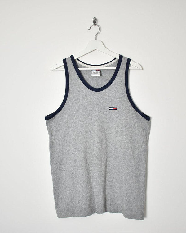 Tommy Hilfiger Vest - Medium - Domno Vintage 90s, 80s, 00s Retro and Vintage Clothing