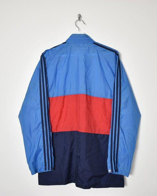 Adidas Lightweight Jacket - Large - Domno Vintage 90s, 80s, 00s Retro and Vintage Clothing