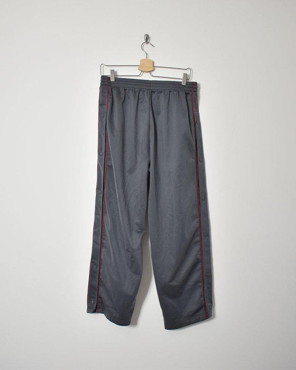 Kappa Popper Tracksuit Bottoms - X-Large - Domno Vintage 90s, 80s, 00s Retro and Vintage Clothing