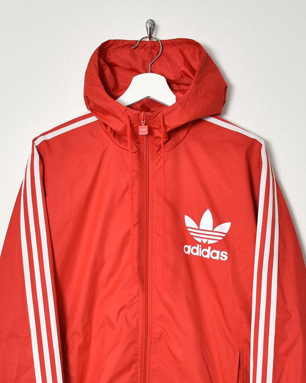 Adidas Lightweight Jacket - Medium - Domno Vintage 90s, 80s, 00s Retro and Vintage Clothing