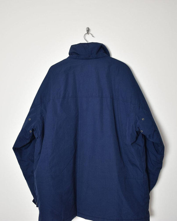 Fila Magic Line Padded Jacket - XX-Large - Domno Vintage 90s, 80s, 00s Retro and Vintage Clothing