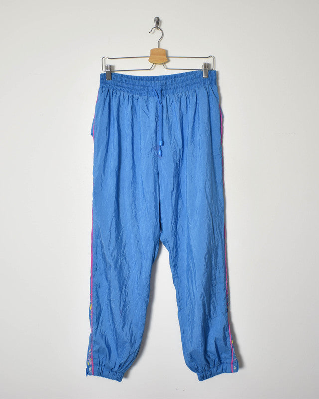 Vintage 90s Shell Trousers - Small - Domno Vintage 90s, 80s, 00s Retro and Vintage Clothing