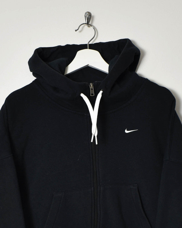 Nike Cropped Hoodie - Small - Domno Vintage 90s, 80s, 00s Retro and Vintage Clothing