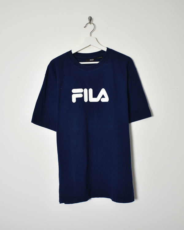 Fila T-Shirt - X-Large