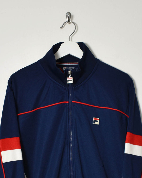 Fila Tracksuit Top - X-Large