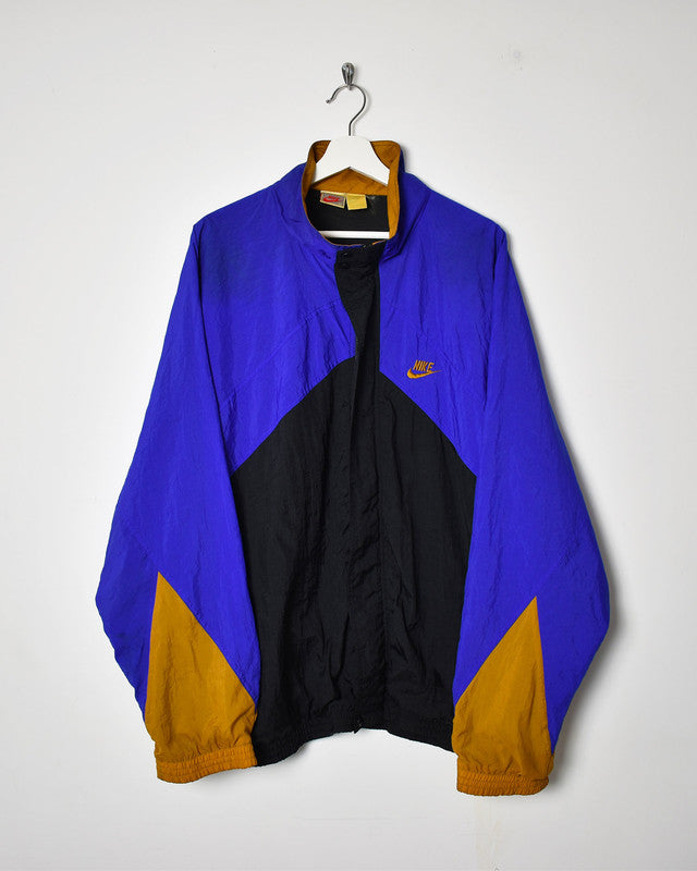 Nike Shell Jacket - X-Large - Domno Vintage 90s, 80s, 00s Retro and Vintage Clothing