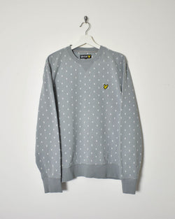 Lyle and Scott Sweatshirt - Medium - Domno Vintage 90s, 80s, 00s Retro and Vintage Clothing