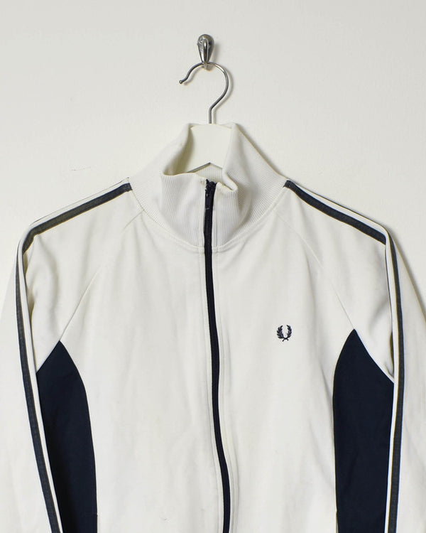 Fred Perry Women's Tracksuit Top - Medium - Domno Vintage 90s, 80s, 00s Retro and Vintage Clothing