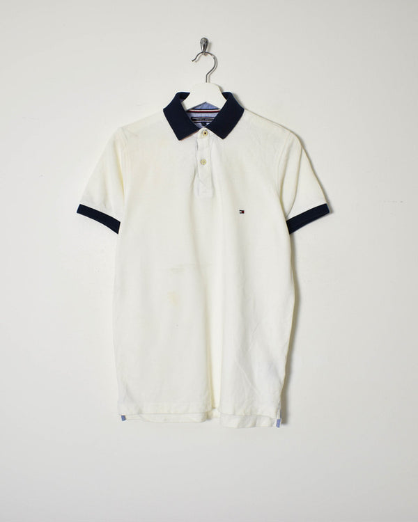 Tommy Hilfiger Polo Shirt - Small - Domno Vintage 90s, 80s, 00s Retro and Vintage Clothing