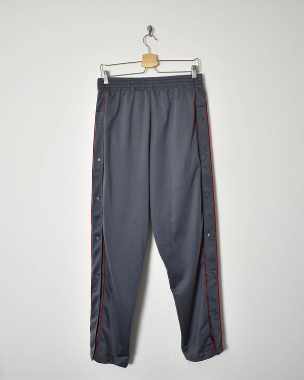 Kappa Popper Tracksuit Bottoms - Large - Domno Vintage 90s, 80s, 00s Retro and Vintage Clothing