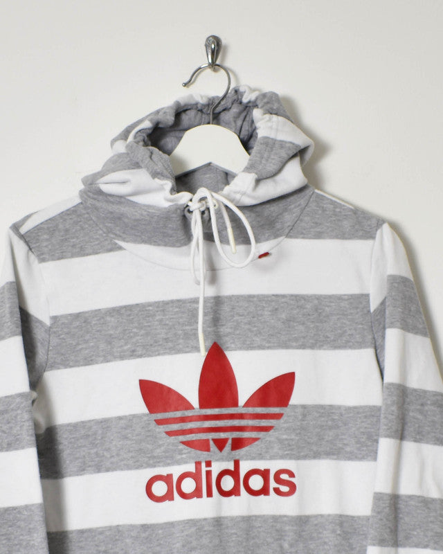 Adidas Hoodie - Small - Domno Vintage 90s, 80s, 00s Retro and Vintage Clothing