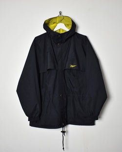 Reebok Jacket - Small - Domno Vintage 90s, 80s, 00s Retro and Vintage Clothing