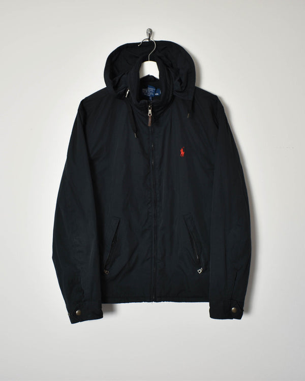 Ralph Lauren Fleece Lined Jacket - Small