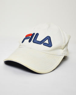 Vintage Fila Hat - Domno Vintage 90s, 80s, 00s Retro and Vintage Clothing