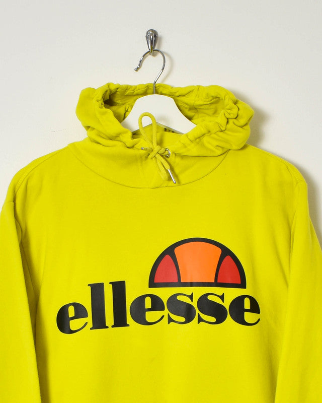 Ellesse Hoodie - Small - Domno Vintage 90s, 80s, 00s Retro and Vintage Clothing