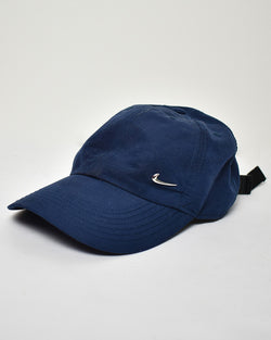 Nike Metal Swoosh Hat - Domno Vintage 90s, 80s, 00s Retro and Vintage Clothing