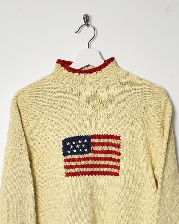 Ralph Lauren Knitwear Sweatshirt - Small