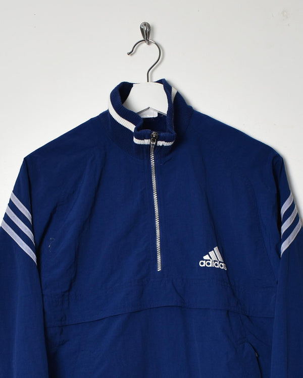 Adidas 1/4 Zip Jacket - Small