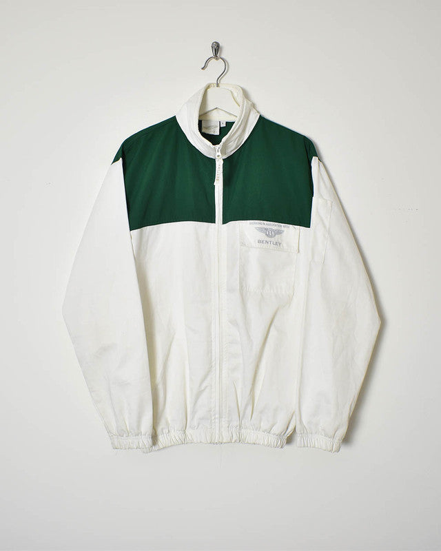 Bentley Jacket - Large - Domno Vintage 90s, 80s, 00s Retro and Vintage Clothing