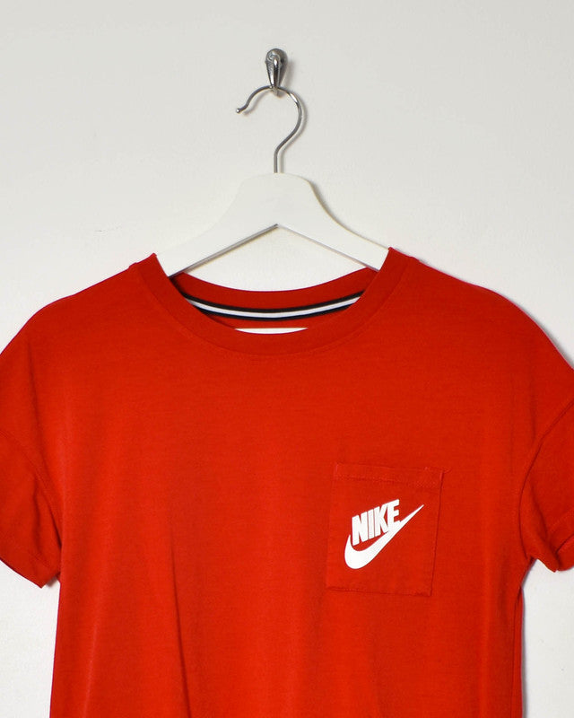 Nike T-Shirt - Small - Domno Vintage 90s, 80s, 00s Retro and Vintage Clothing